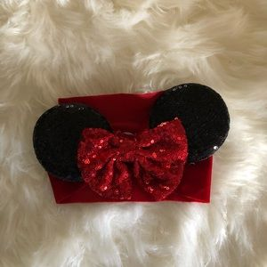 Other - Cute baby mouse ears headband